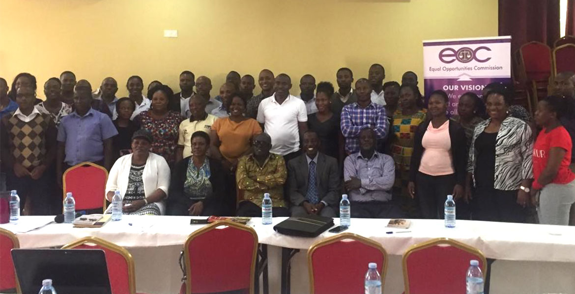 Cme Consultants and Staff of a Government Agency After a Team Building Training