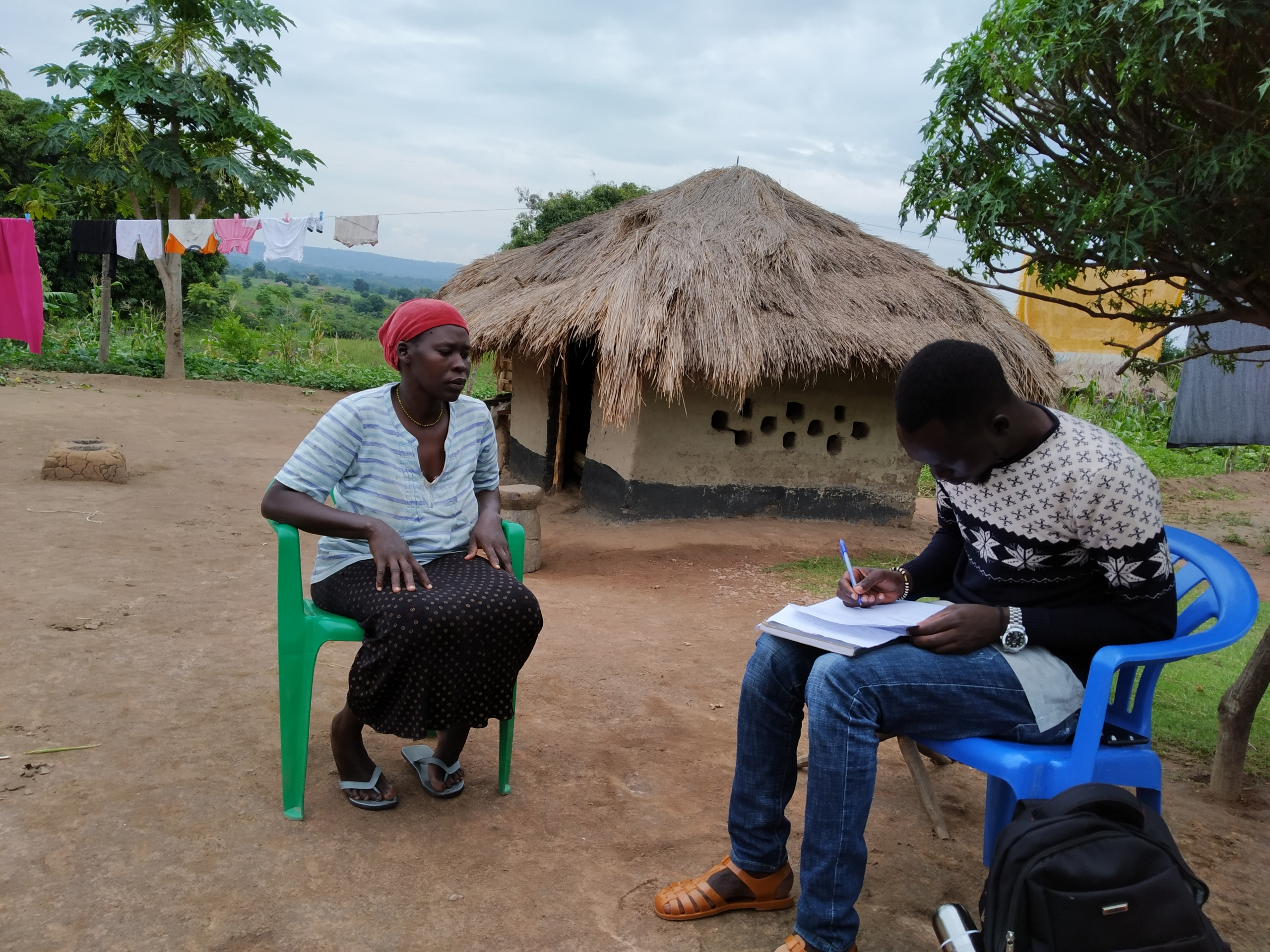 Research for Aga Khan Foundation in Koboko District
