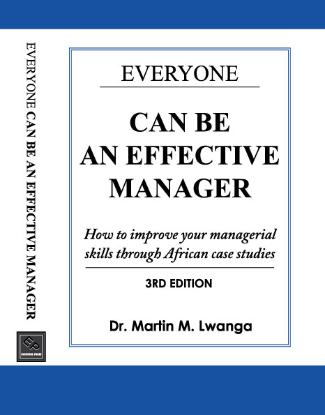 Everyone Can Be an Effective Manager